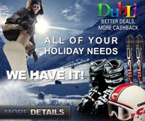 Get Cash Back with Dubili